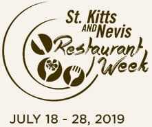 St. Kitts and Nevis Restaurant Week July 18-28, 2019