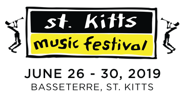 St. Kitts Music Festival June 27 - July 1, 2018