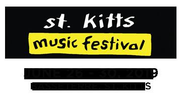 St. Kitts Music Festival June 26 - 30, 2019