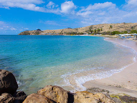 St Kitts Beach The Best Beaches In World