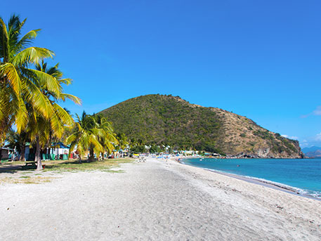 Caribbean Beach Vacations Beaches Visit St Kitts