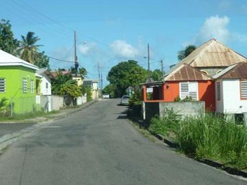 Half Way Tree Village