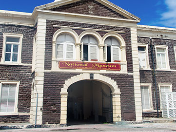 Old Treasury Building & Museum