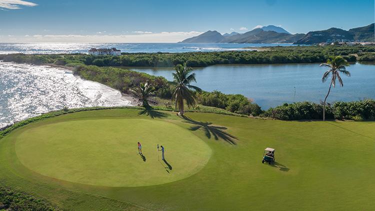 Golf on Championship Courses