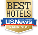 best hotels - us news rankings