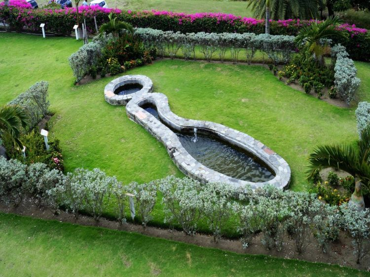 Fairview Greathouse and Botanical Gardens - St Kitts