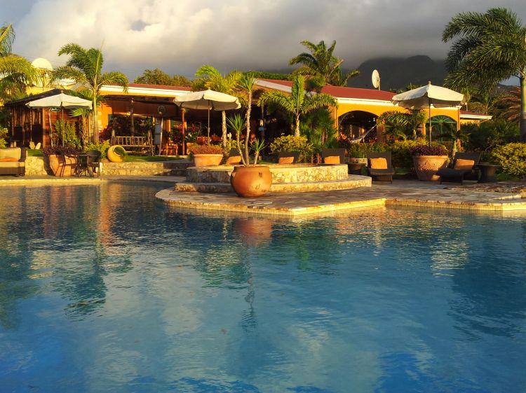 Palm Court Gardens & Restaurant | StKittsTourism.kn