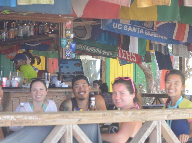 Reggae Beach Bar & Grill | StKittsTourism.kn