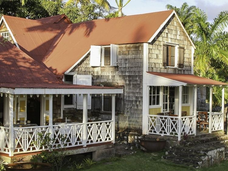 The Hermitage Plantation Inn | StKittsTourism.kn